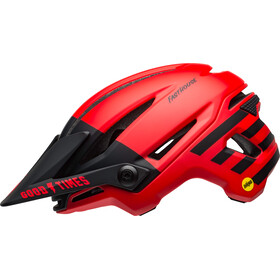 Bell Sixer MIPS Helmet fasthouse, matte red/black